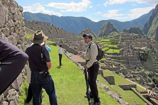 ‪2.5hr Guided Tour of Machu Picchu with top-rated Private Guide‬ صورة فوتوغرافية