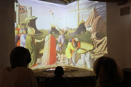 免排隊:卡薩坎帕特利(Casa Campatelli)及其中世紀塔樓入場券