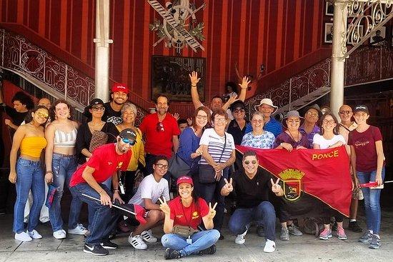 Visita guidata a piedi a Ponce