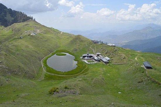 Trekking and Camping at the Mysterious Parashar Lake