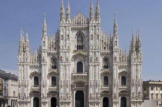 Billete para la Catedral de Milán y...