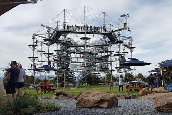 Mega Adventure Park à West Beach
