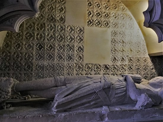 Tomb of Gervase Alard