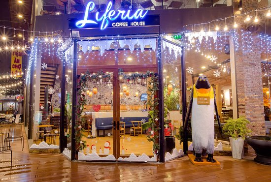 Danang Penguin Liferia Coffee & Massage