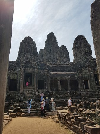 Private 3-Day Angkor Wat Tour from Krong Siem Reap: Bayon