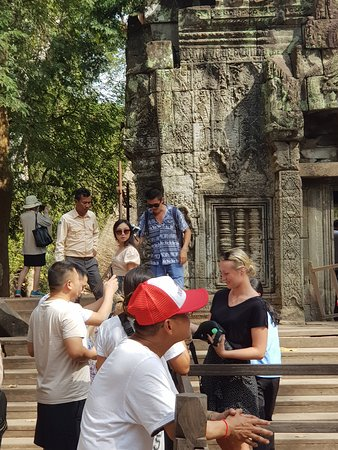 Private 3-Day Angkor Wat Tour from Krong Siem Reap: Templs2