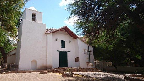 Purmamarca - Iglesia de Santa Rosa de Lima