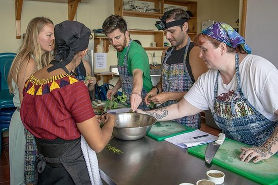 Maya Cooking Class de Panajachel