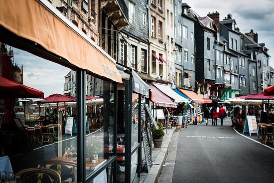 Honfleur Like a Local: tour privato