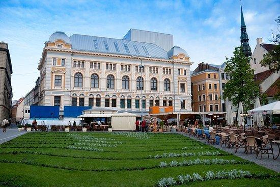 Riga wie ein Einheimischer...