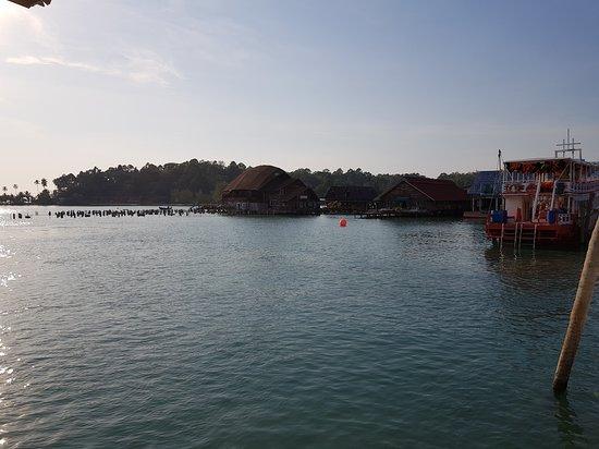 Bang Bao Pier And Fishing Village