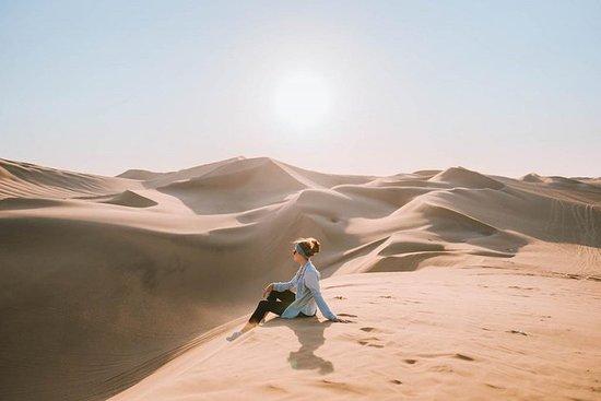Besuch der Huacachina-Wüste der...
