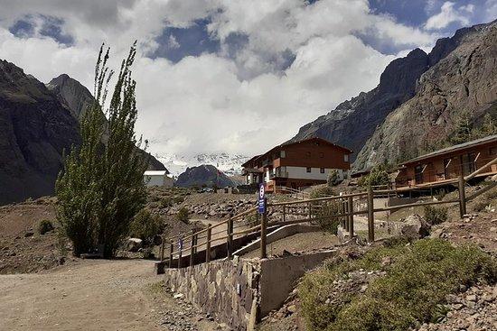 Cajon del Maipo y Posada Morado Lodge...