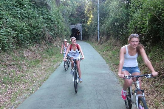 Day trip from Coimbra by Train & Bicycle
