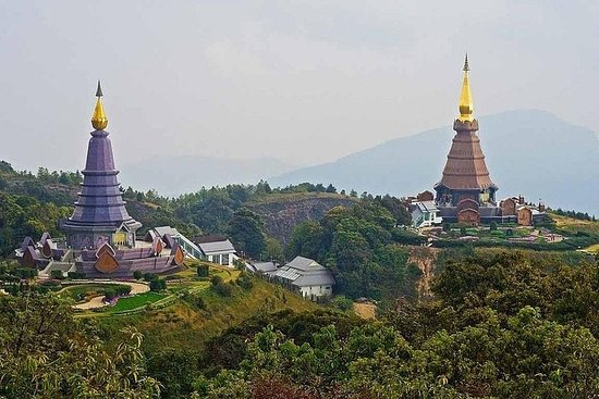 Nationalpark Doi Inthanon + Weiche ...