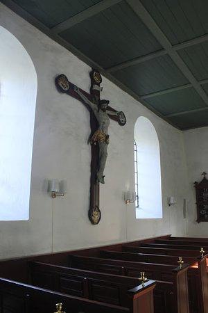 Kreuz in der Kirche