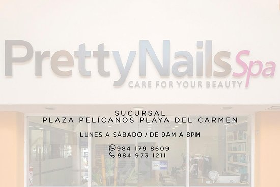 Pretty Nails Spa