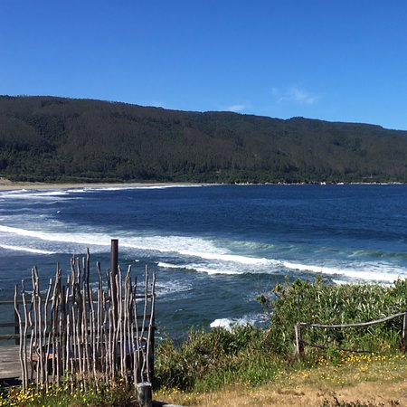 Caleta Chaihuin, Чили: Lugar tranquilo y de bonitos paisajes, ubicado media hora al sur de Corral por camino asfaltado.