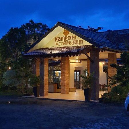 Kampong Dedaun Restaurant