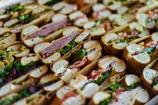 Bagel Yard: Bagel Yard Catering