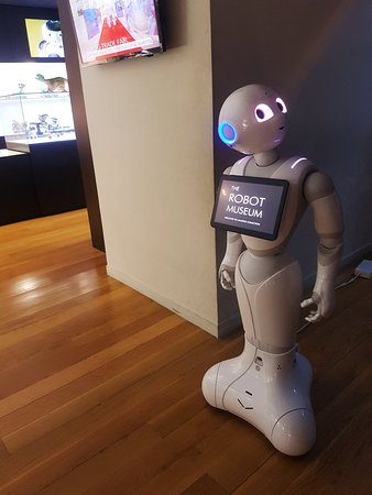 robot bevásárlóközpontok)