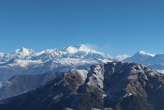 Sandakphu-Phalut trek, Way to heaven