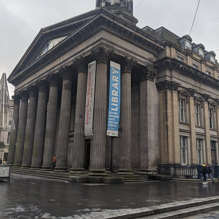 Some of the nice pics from the large city of Glasgow