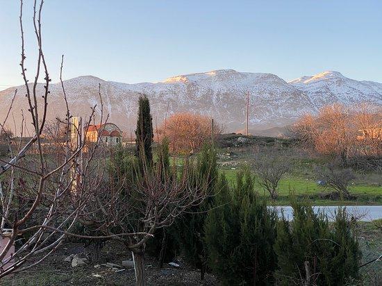 Αγία Βαρβάρα, Ελλάδα: Outdoor view