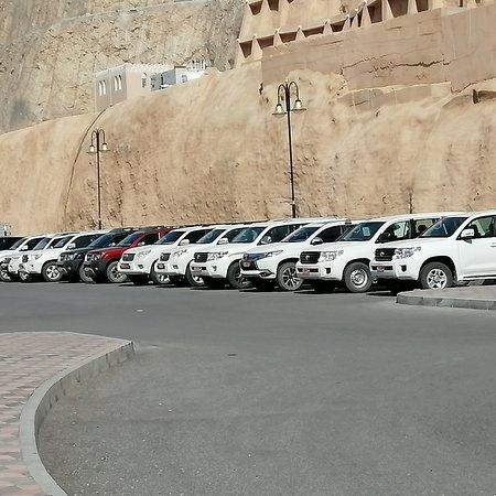 Qurayyat, Omán:  سد وادي ضيقه