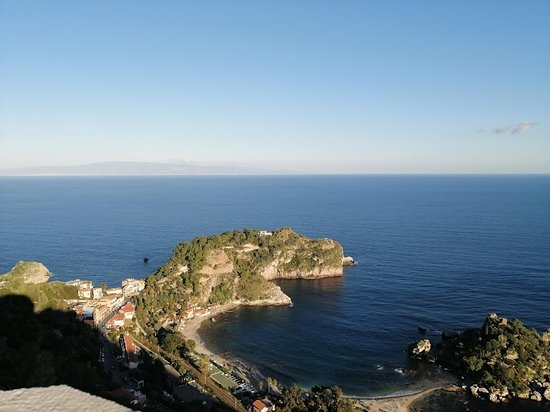 Etna and Taormina Full-Day Tour from Catania: Visita Taormina