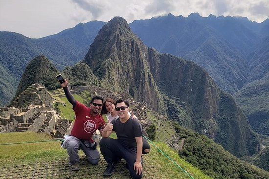 Machu Picchu Day Trip From Cusco...