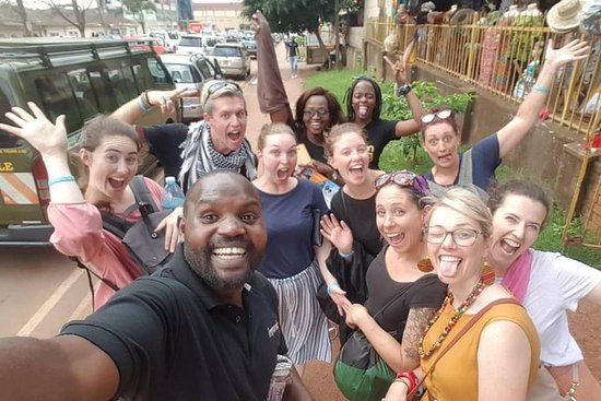 Kampala Walking Tour (3 Hours) with...