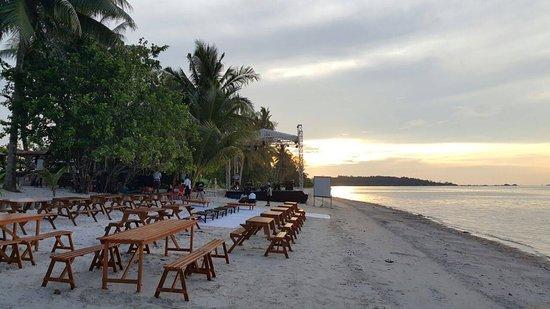 Sunset @  Kampong Dedaun