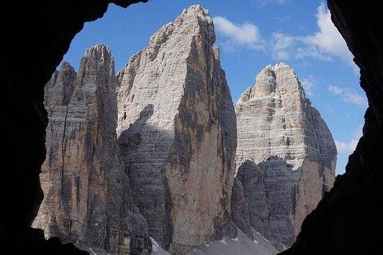 Innerkofler-De Luca Klettersteig zum Monte Paterno (privates Erlebnis)