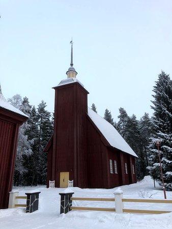 Utajarvi, Finland: Utajärvi Church, Utajärvi, Finland