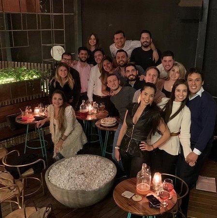 El mejor bar de Bogotá!