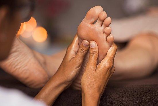 Mima tus pies con un masaje de...