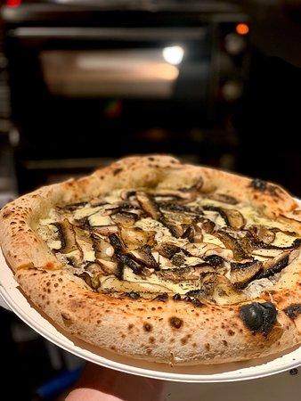 Dough Eyed Pizza