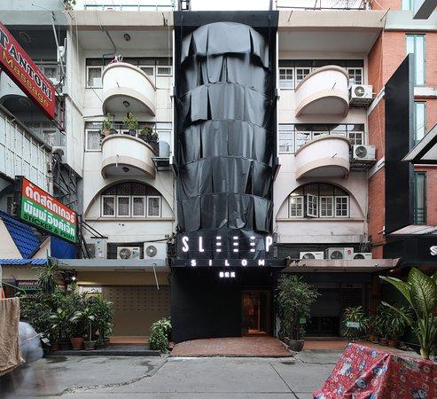 SLEEEP capsule interior - Picture of SLEEEP Bkk Silom, Bangkok - Tripadvisor