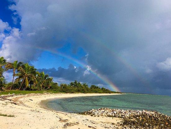 Acklins Island: Salina Point Settlement, Ackins Island, Bahamas