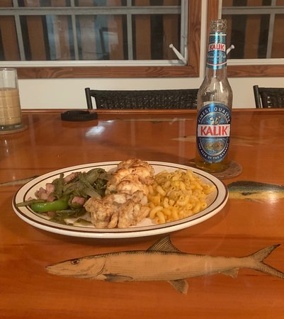 Acklins Island: Serving up local island style cuisine daily
