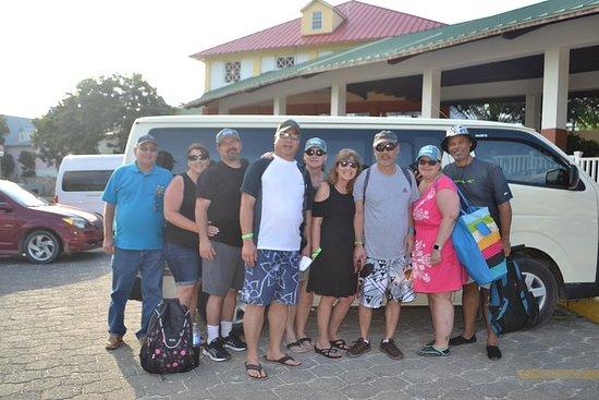 Excursión privada en grupo a Roatán