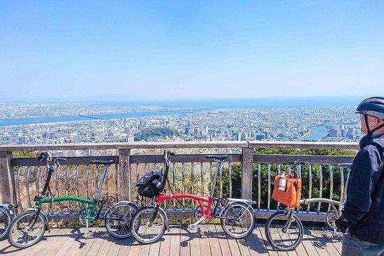Tokushima & Mt. Bizan Brompton Bicycle Tour