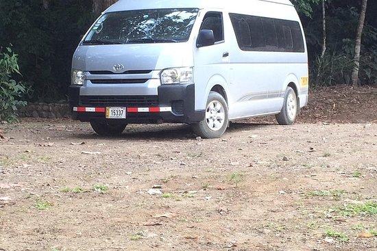 Transferência Terrestre Privada SJO - Monteverde