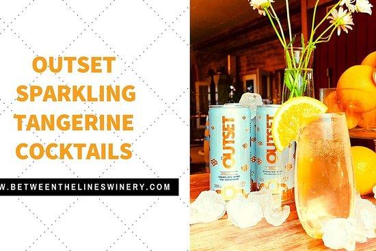 Fotografia de O Niagara's Outset Sparkling Wine Cocktails
