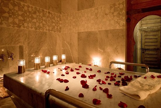 Fes hammam and spa