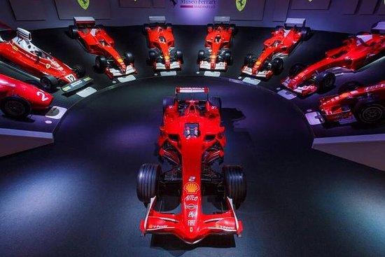 Museo Ferrari Maranello y Casa Enzo...