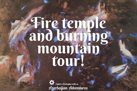 Fire Temple and Yanardagh Tour Φωτογραφία