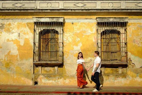 Beaux portraits à Antigua Guatemala