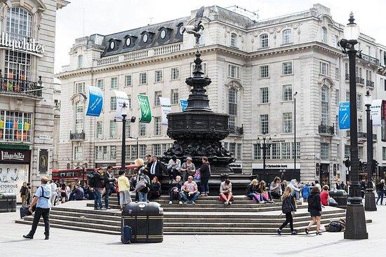 ロンドンのソーホー:VoiceMapによるオーディオツアーのウォーキングと食…